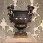 Vase bronze claude ballin