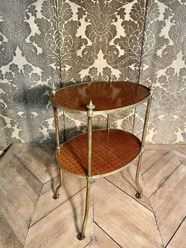 Table d'appoint roulante HOWARD & SONS berners street